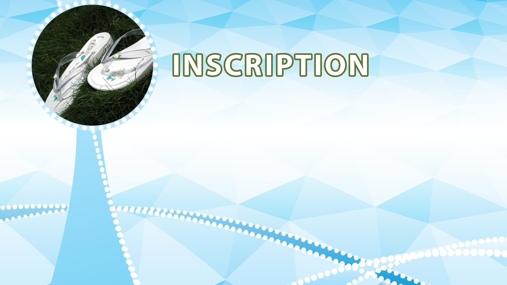 Inscriptions - Session été 2018
